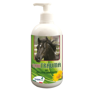 EQUITRAUMA <br> Gel sollievo immediato