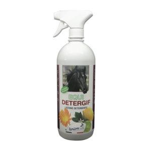 Equidetergif <br> Lozione detergente &#8211; Senza risciacquo