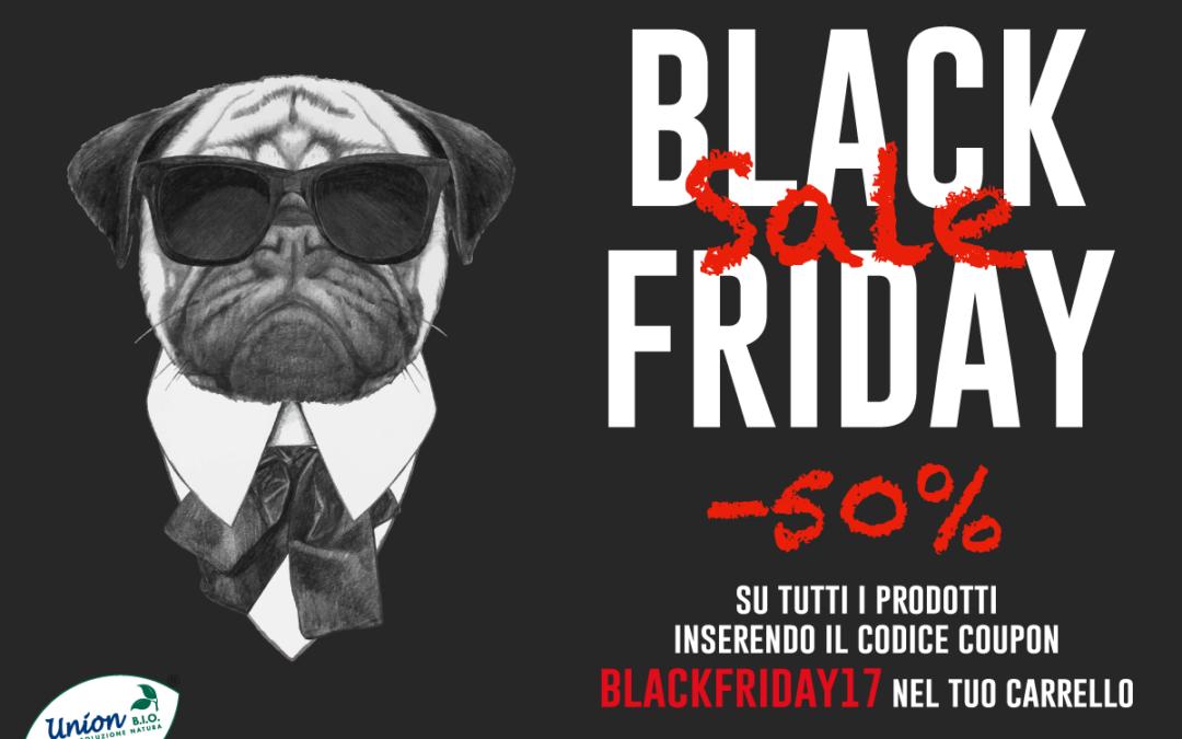Black Friday Union B.I.O.: istruzioni per l'uso 🐶🐱🐴
