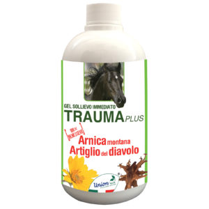 TRAUMA plus  Immediate relief gel