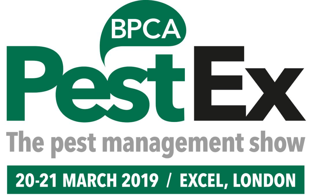 UNION B.I.O. a PestEx 2019, Londra 20-21 marzo